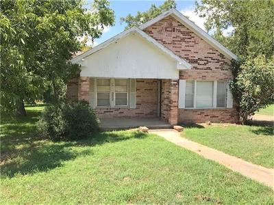 Bellville Single Family Home For Sale: 222 S San Antonio Street