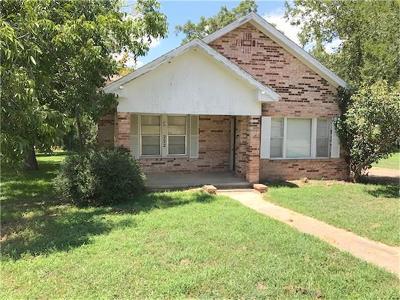 Bellville Single Family Home For Sale: 222 S San Antonio Street