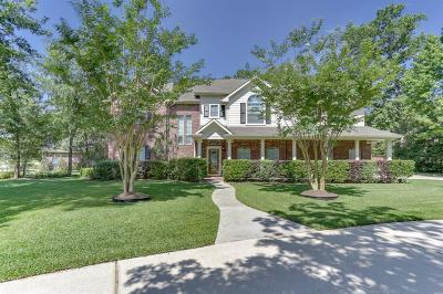 Magnolia Single Family Home For Sale: 9842 Clubhouse Circle
