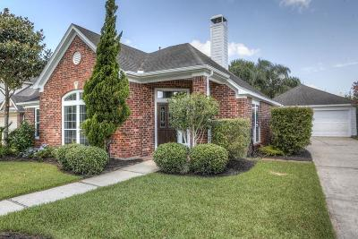 League City Single Family Home For Sale: 2910 Sandcove Court
