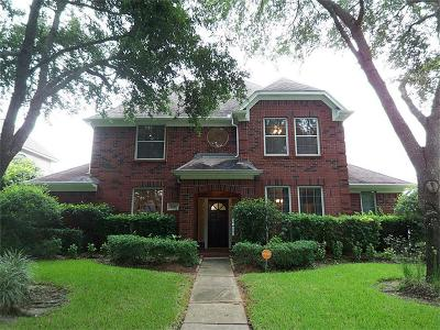 Sugar Land Single Family Home For Sale: 5119 Plantation Colony Drive