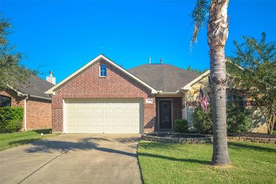 Dickinson Single Family Home For Sale: 2954 Stone Spring Lane