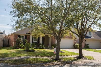 Missouri City Single Family Home For Sale: 7510 Blue Gap