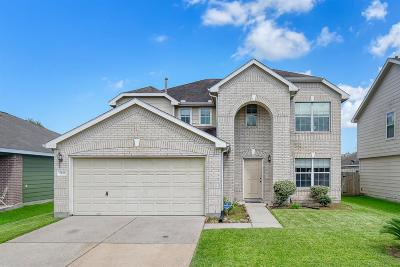 Galveston County, Harris County Single Family Home For Sale: 7126 Liberty Creek Trail