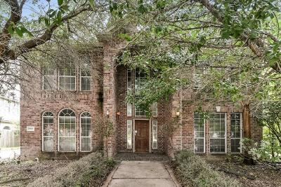 Houston Single Family Home For Sale: 2910 Tina Oaks Court