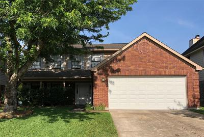 Pasadena Single Family Home For Sale: 4135 Heathfield Drive