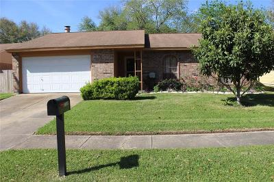 Houston Single Family Home For Sale: 17606 Autumn Trails Lane