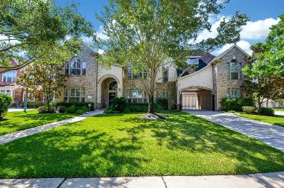 Sugar Land Single Family Home Pending: 6919 Mistyleaf Lane