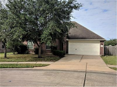 Pearland Rental For Rent: 6805 Blake Court