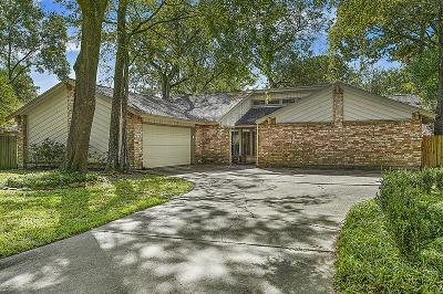 Houston Single Family Home For Sale: 5118 Sandy Grove Drive