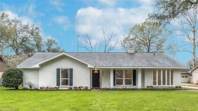 Houston Single Family Home For Sale: 8907 Echo Valley Drive