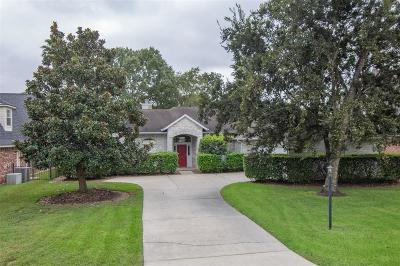 Montgomery Single Family Home For Sale: 593 Edgewood Drive
