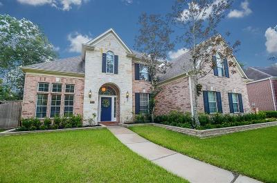 Fort Bend County Single Family Home For Sale: 3811 Oakland Circle