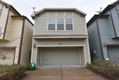 Houston Single Family Home For Sale: 1109 Beall Landing Court