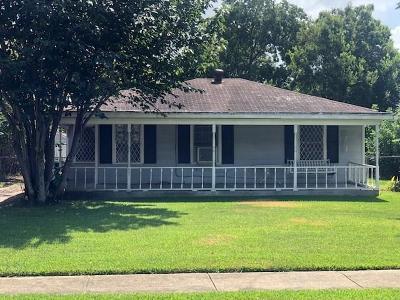 Pasadena Single Family Home For Sale: 605 Alvin Street