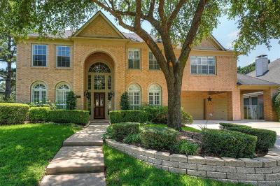 Houston Single Family Home For Sale: 4334 Sweet Cicely Court