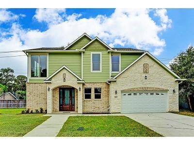 Houston TX Single Family Home For Sale: $729,900