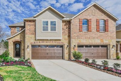 The Woodlands Condo/Townhouse For Sale: 38 Ancestry Stone Place