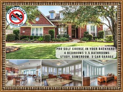 Humble Single Family Home For Sale: 8418 Jackson Creek Bend Lane