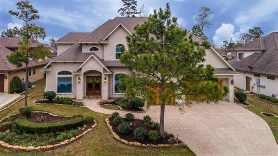 Spring Single Family Home For Sale: 24814 Thorton Knolls Drive