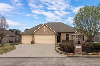 Willis Single Family Home For Sale: 12761 Capricornus Drive