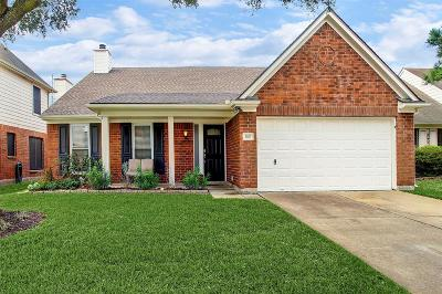 Katy Single Family Home For Sale: 3027 W Cedar Sun Trail