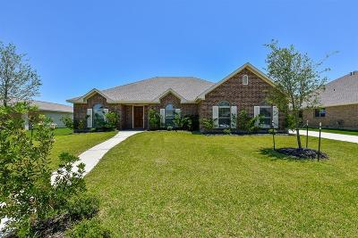 Manvel Single Family Home For Sale: 6726 Conroe Circle