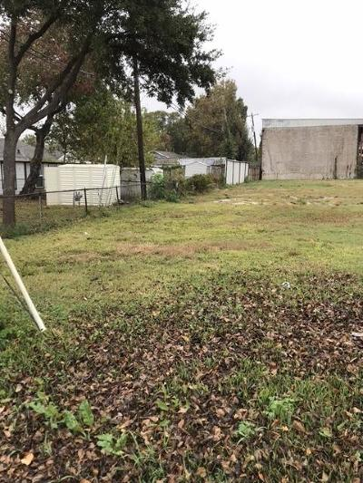 Houston Residential Lots & Land For Sale: 510 Louise Street