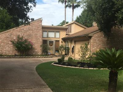 Katy Single Family Home For Sale: 1026 Dominion Drive