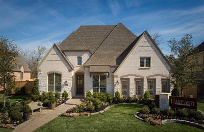 Fulshear Single Family Home For Sale: 5002 Lodge Lake Drive