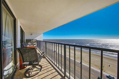Galveston Mid/High-Rise For Sale: 7310 Seawall Boulevard #1203