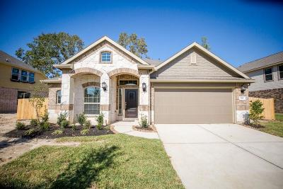 Crosby Single Family Home For Sale: 814 S Galley Drive