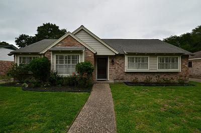 Houston Single Family Home For Sale: 14306 Burgoyne Road