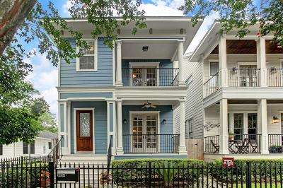 Houston Single Family Home For Sale: 708 E 12th Street #A