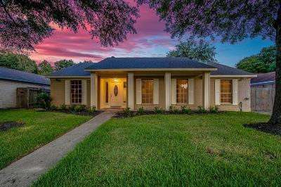 Katy Single Family Home For Sale: 22615 Deville Drive