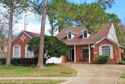Cypress Single Family Home For Sale: 15434 Evergreen Knoll Lane