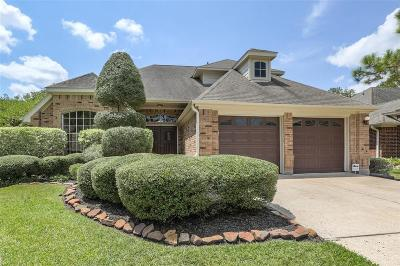 Single Family Home For Sale: 15122 Farndale Lane Drive