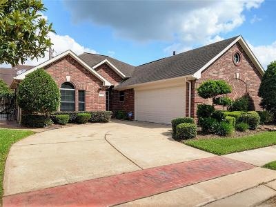 Friendswood Single Family Home For Sale: 406 Pine Creek Drive