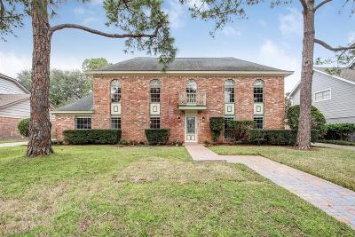 Houston Single Family Home For Sale: 11106 Candlewood Drive