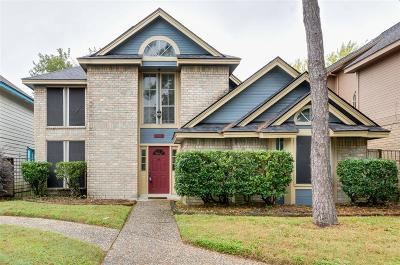 Single Family Home For Sale: 4615 Cashel Circle
