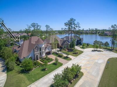 The Woodlands Single Family Home For Sale: 3 Paloma Pines Place