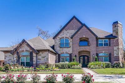 Missouri City Single Family Home For Sale: 22 Sanctuary Trail