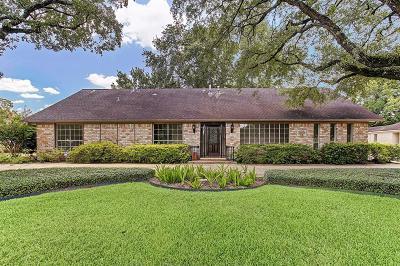 Meyerland Single Family Home For Sale: 5315 S Braeswood Boulevard
