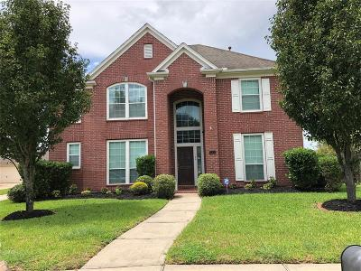 League City Single Family Home For Sale: 134 Bending Brook Lane