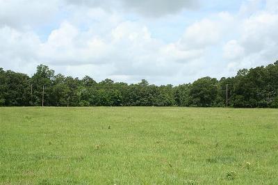 Montgomery Farm & Ranch For Sale: 25920 Johnson