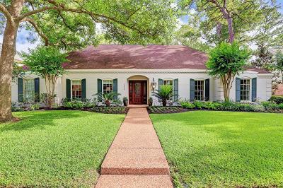 Houston Single Family Home For Sale: 12319 Broken Bough Drive