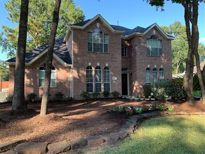 Kingwood Single Family Home For Sale: 4507 Cardinal Brook Way