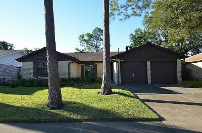 Houston Single Family Home For Sale: 8819 Tanager Street