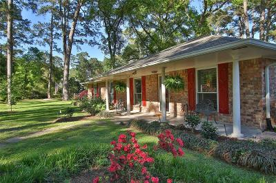 Cypress Single Family Home For Sale: 12310 Timber Manor Drive