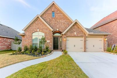 Manvel Single Family Home For Sale: 2329 Redwood Ridge Trail